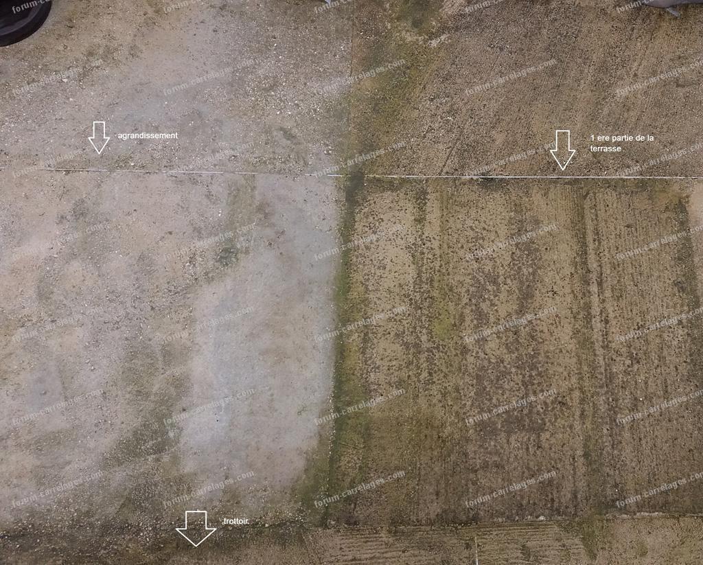 Forum Carrelage Imitation Parquet joint carrelage terrasse forum travaux revêtement de sol
