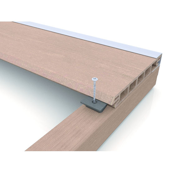 Lames de terrasse en bois posite jusqu à 5 m de