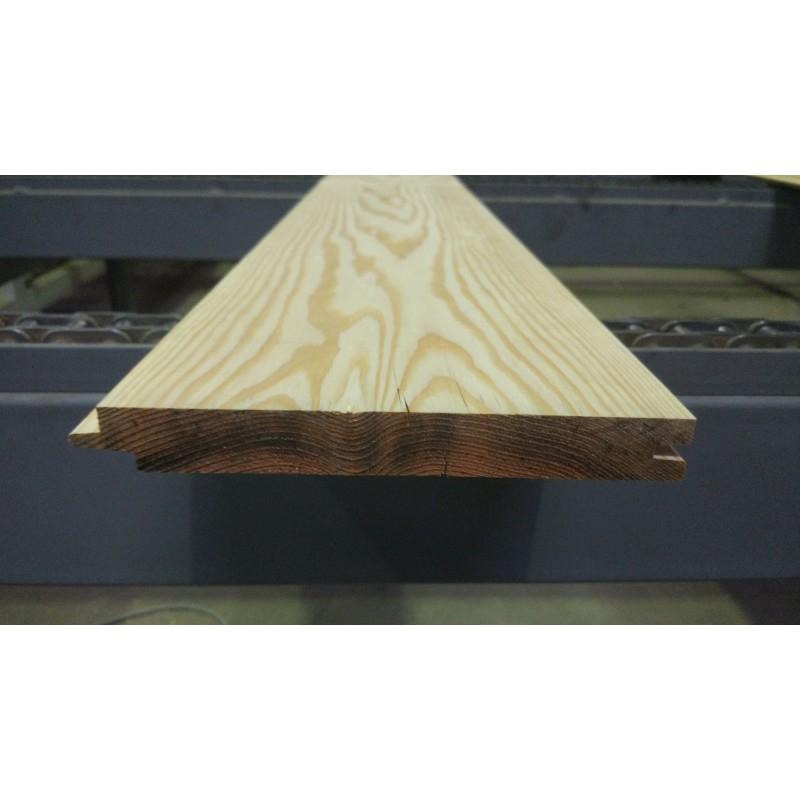 Lame De Terrasse 3m Lambris Planche à Emboîtement à Joints Creux 22x180mm