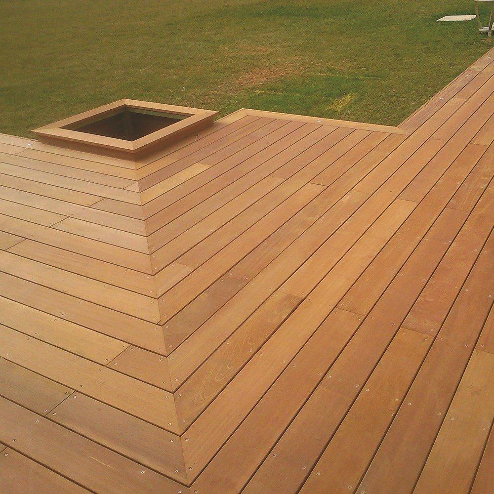 Terrasse En Bois Exotique lame de terrasse en bois exotique lame bois exotique bali