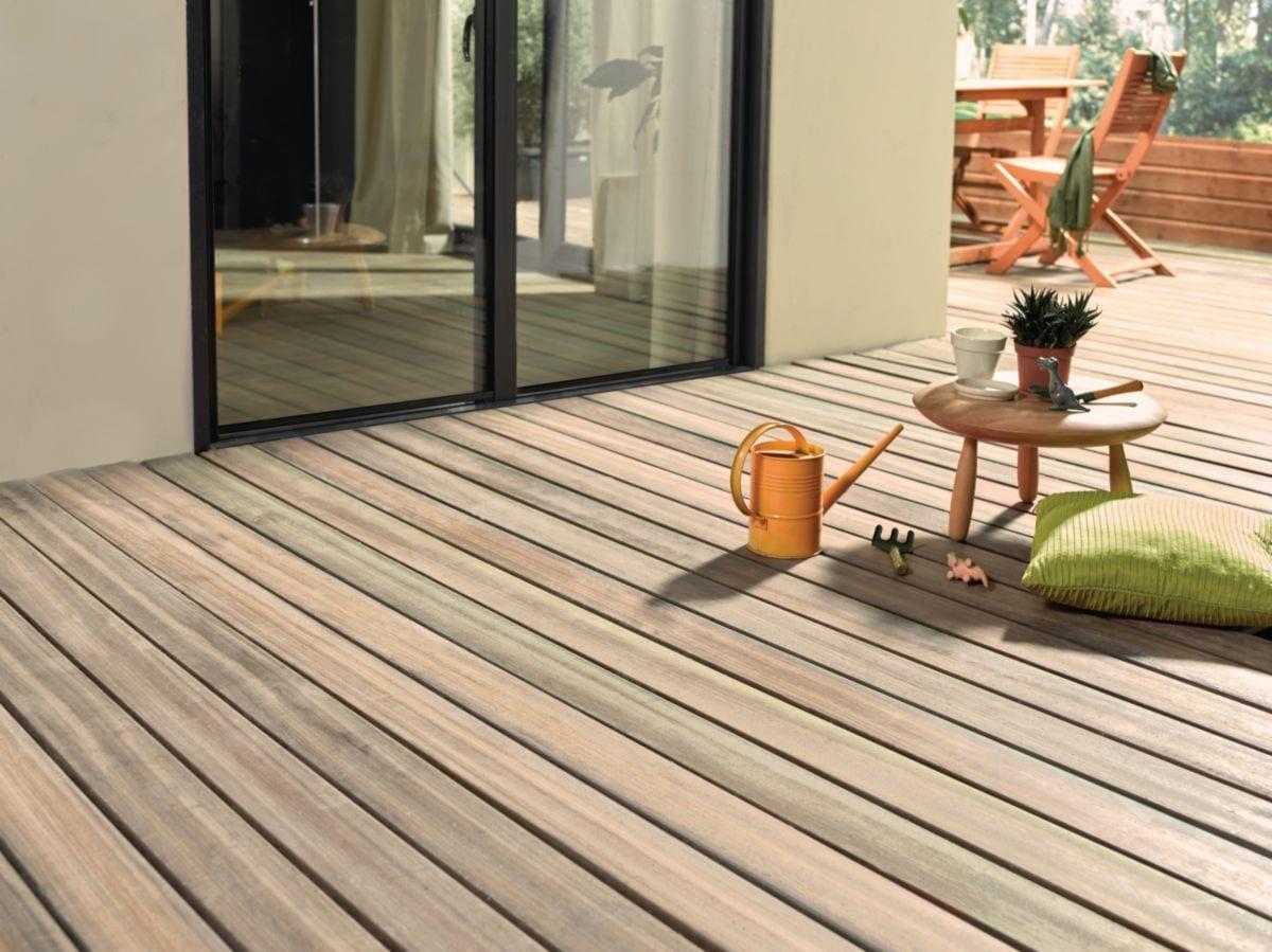 CIBM CENTRE IMPORT BOIS Lame de terrasse bois exotique