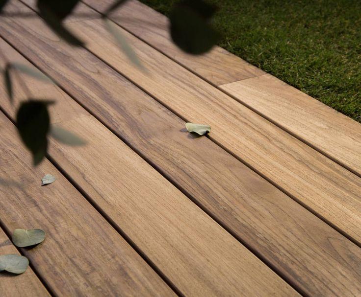 Lame de terrasse en teck prix veranda styledevie