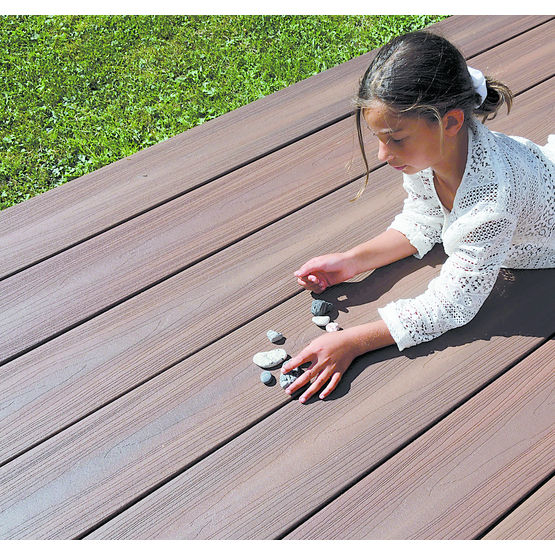 Lame Terrasse Bois Composite Lame De Terrasse En Bois Posite De Grande Largeur