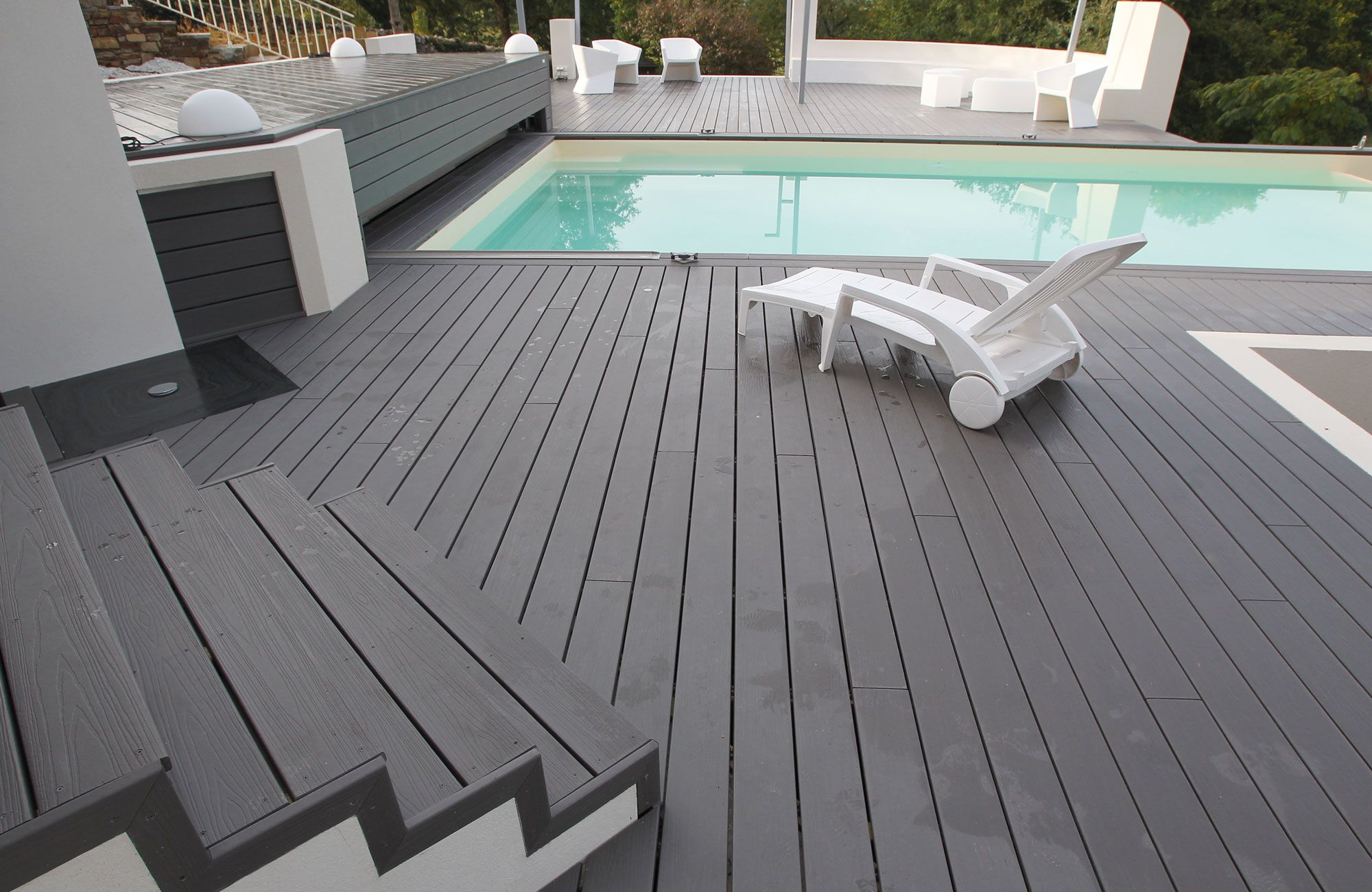 Lame Terrasse Bois Composite Lame Posite Decking Posite Material Decking