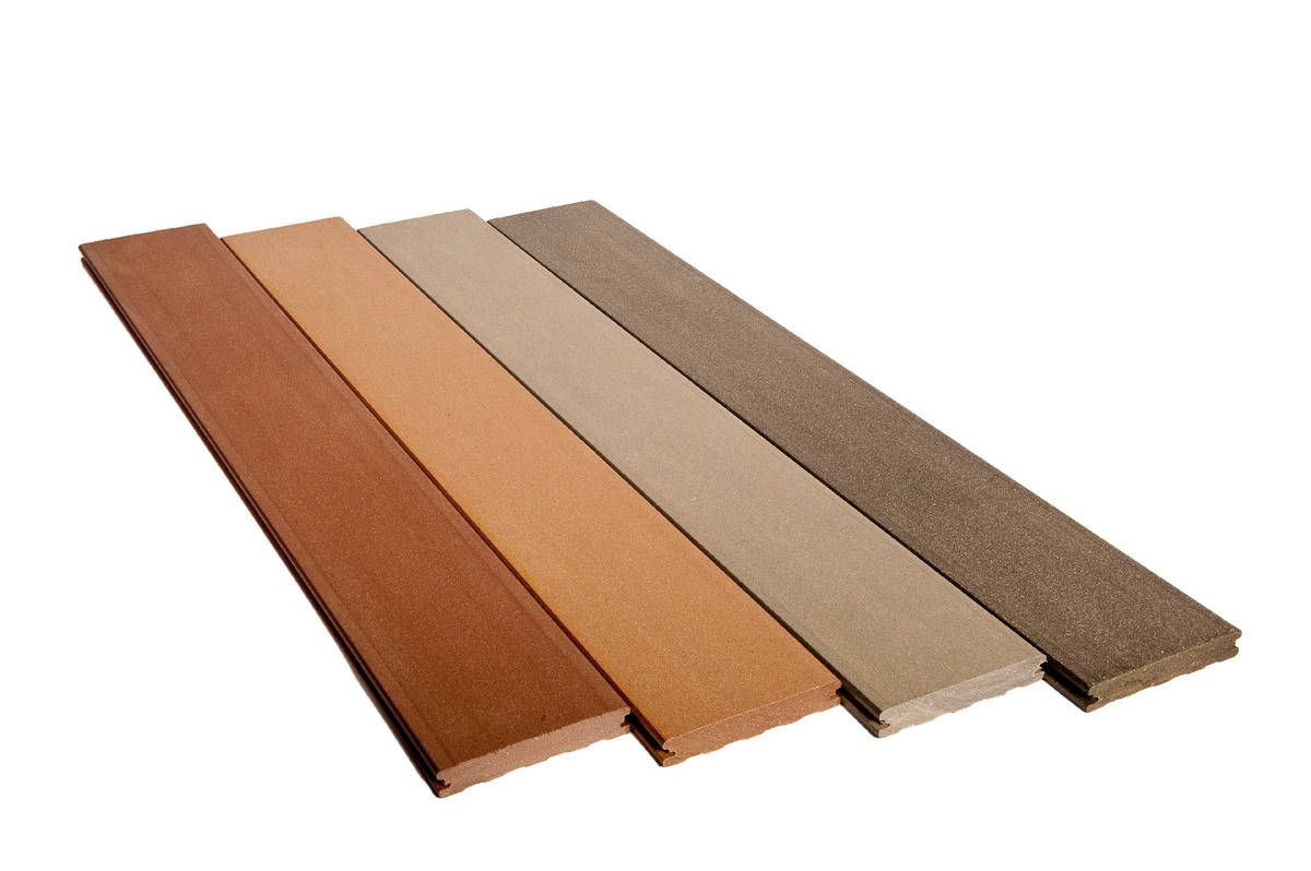 Lame de terrasse en bois posite elegance lisse