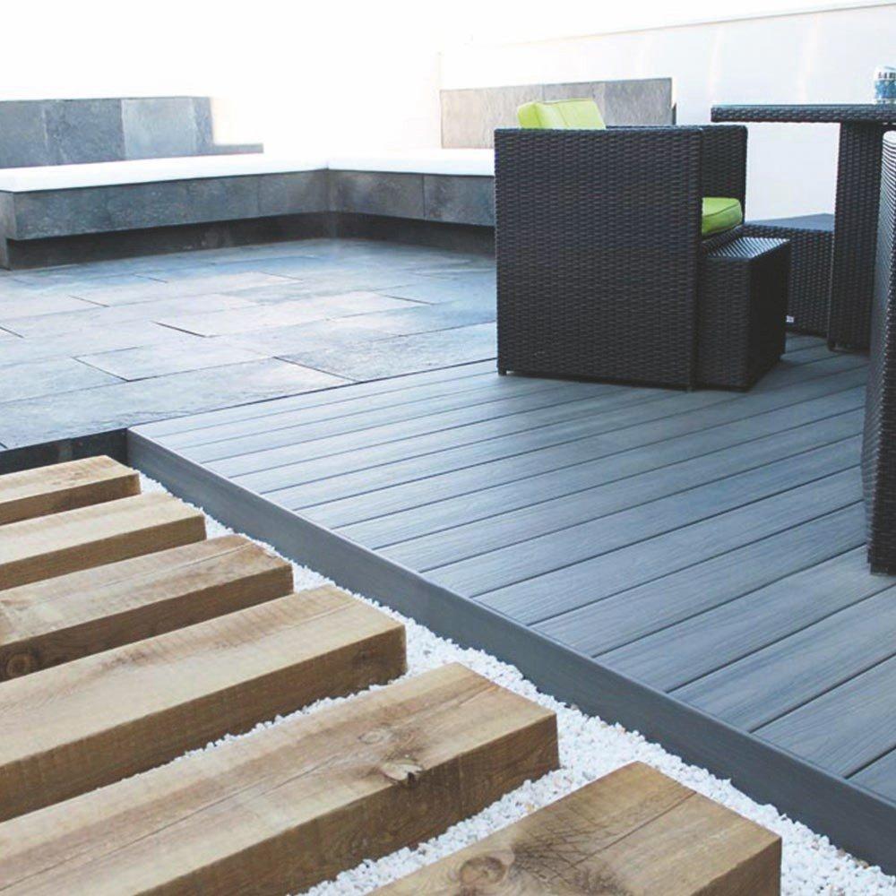 Lame FIBERON XTREME Terrasse en Bois posite Deck Linea