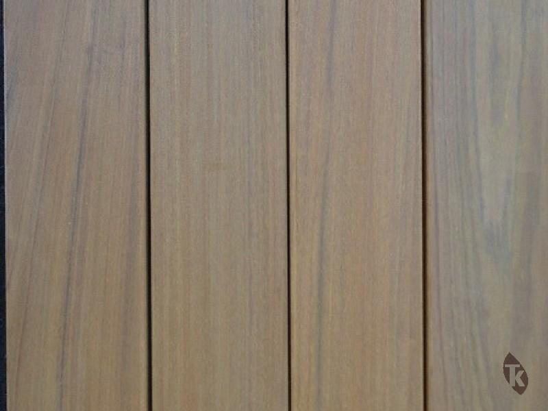 Lames de terrasse en bois exotique Ipé Tekabois
