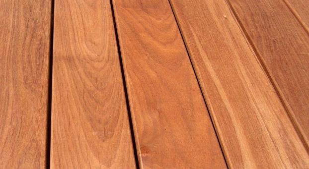 Lames de terrasse IPE 21x145 mm