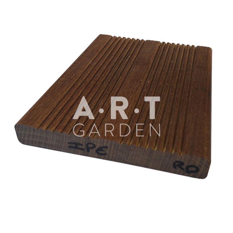 Terrasse bois IPE lame grande largeur