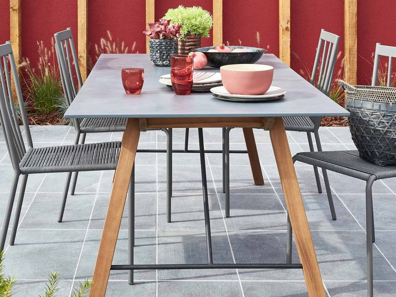Leroy Merlin Salon De Jardin Salon De Jardin Table Et Chaise Mobilier De Jardin