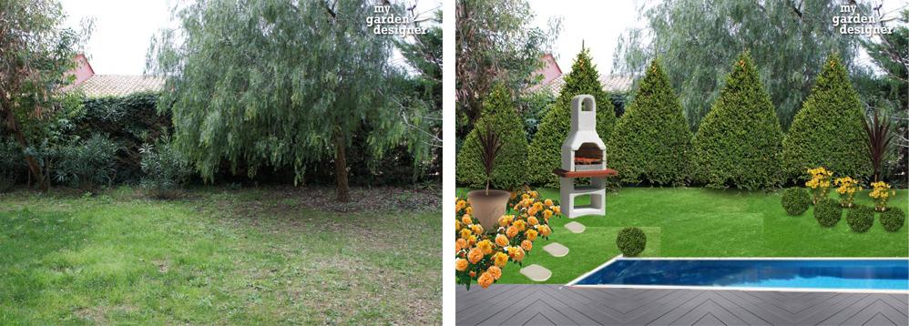 Le premier logiciel d aménagement de jardin My Garden