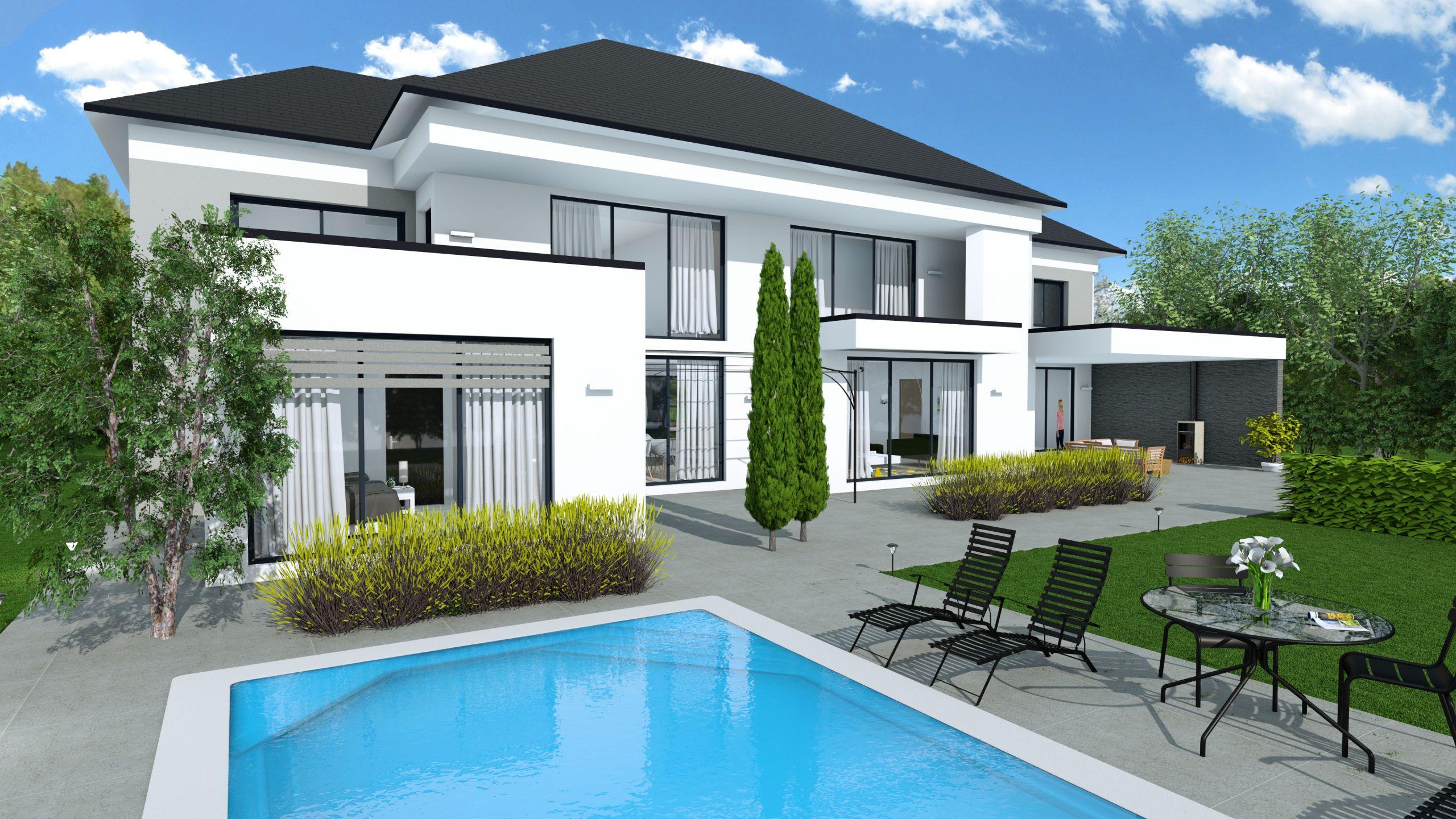 Garden planner Design & remodel exteriors in 3D with