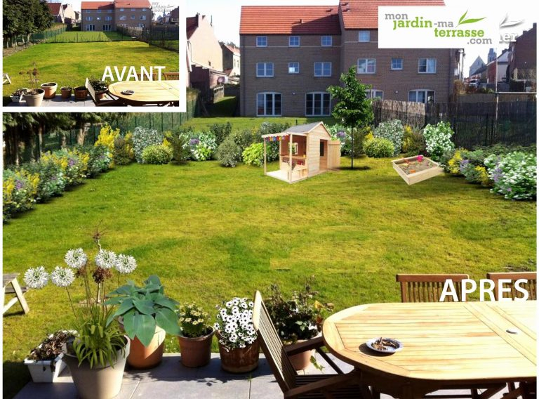 Maison Jardin Et Terrasse 3d Logiciel Amenagement