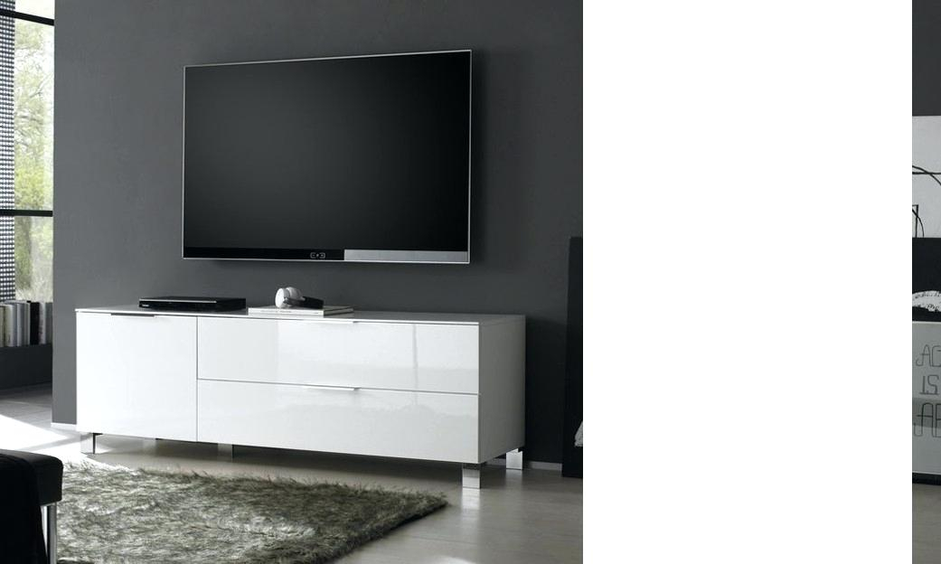 Meuble Tv Design Hifi Mobilier De France 3 Portes 2