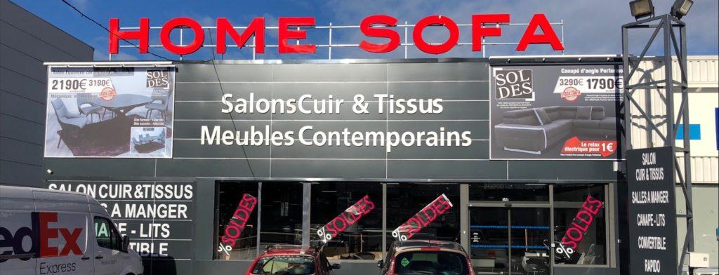 Magasin Canapés Plan de Campagne Home Sofa