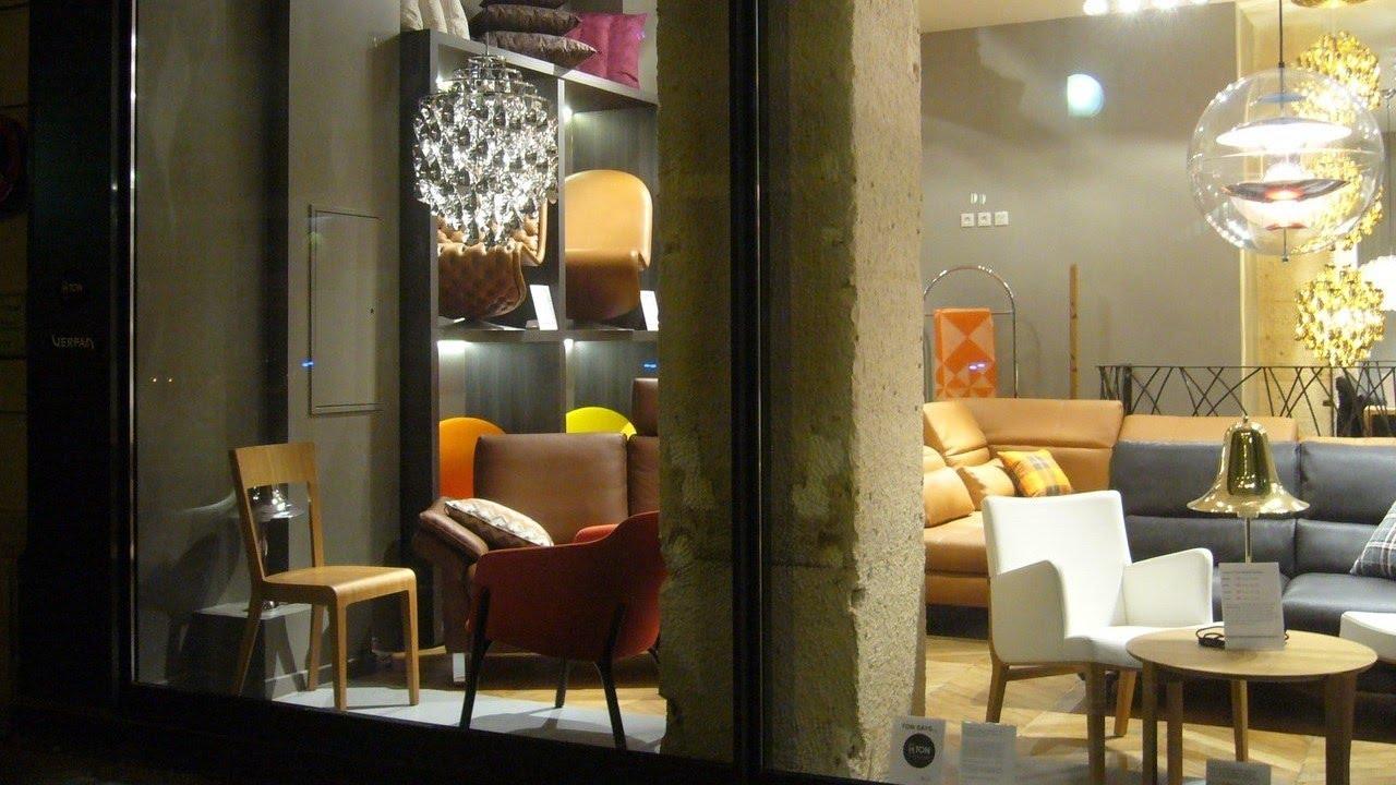 Seanroyale Paris magasin de canapé cuir & tissu chaises