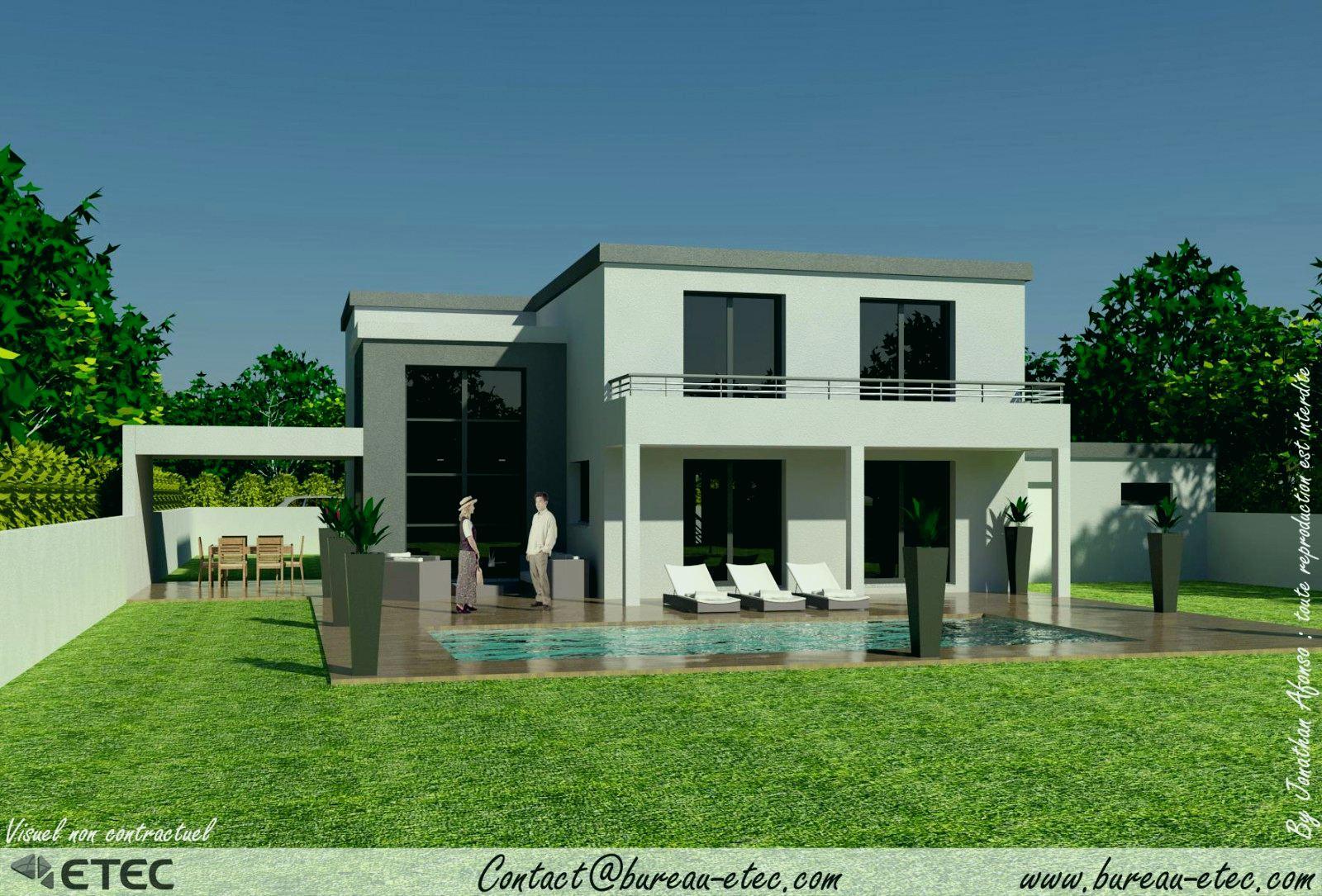 Maison Avec toit Terrasse Des Idées