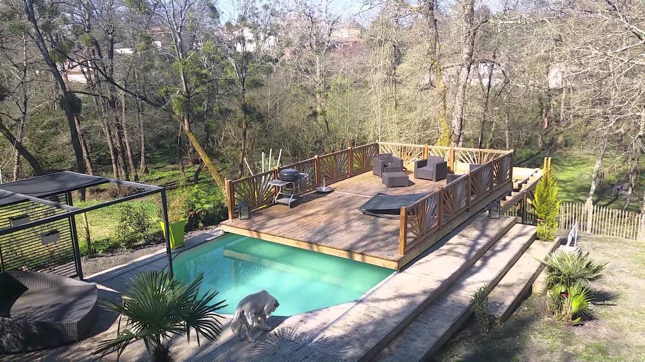 Maison toit Terrasse Cube In Life La Terrasse Amovible Par Le Spécialiste De L