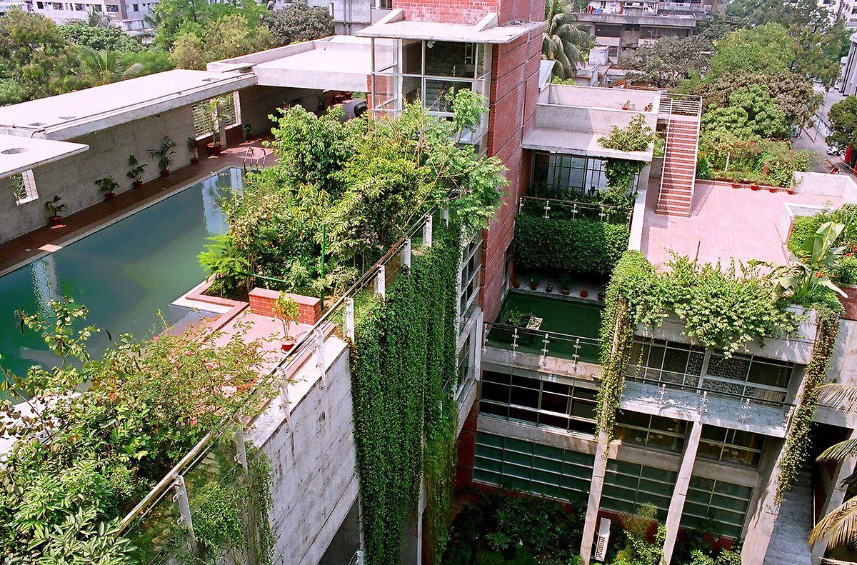 Toit terrasse — Wikipédia