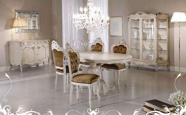 meuble salle a manger design italien