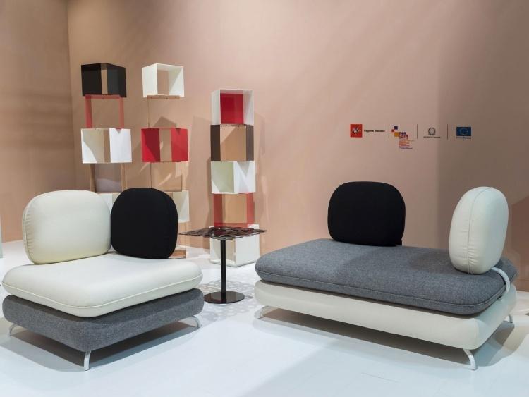 Meubles design italien Matrix une réédition des classiques