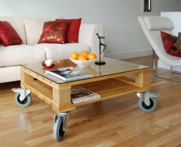 Idées originales de meubles en palettes Archzine
