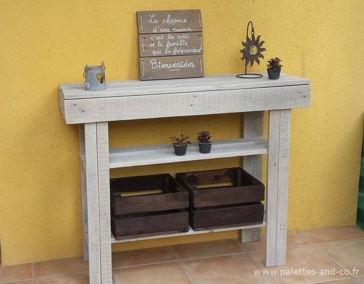 Mobilier d intérieur ou d extérieur réalisé en bois de