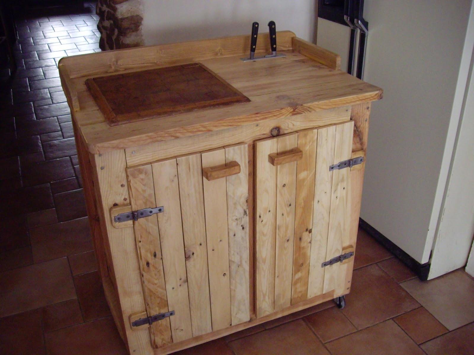 Objets déco tutoriels et meubles en bois de palettes