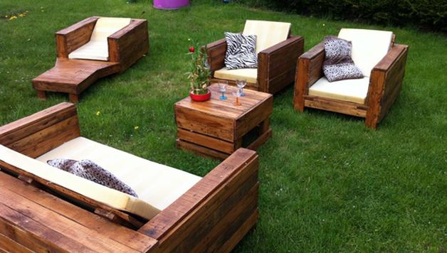 Décoration Home Pat Astuces avec le bois Des meubles