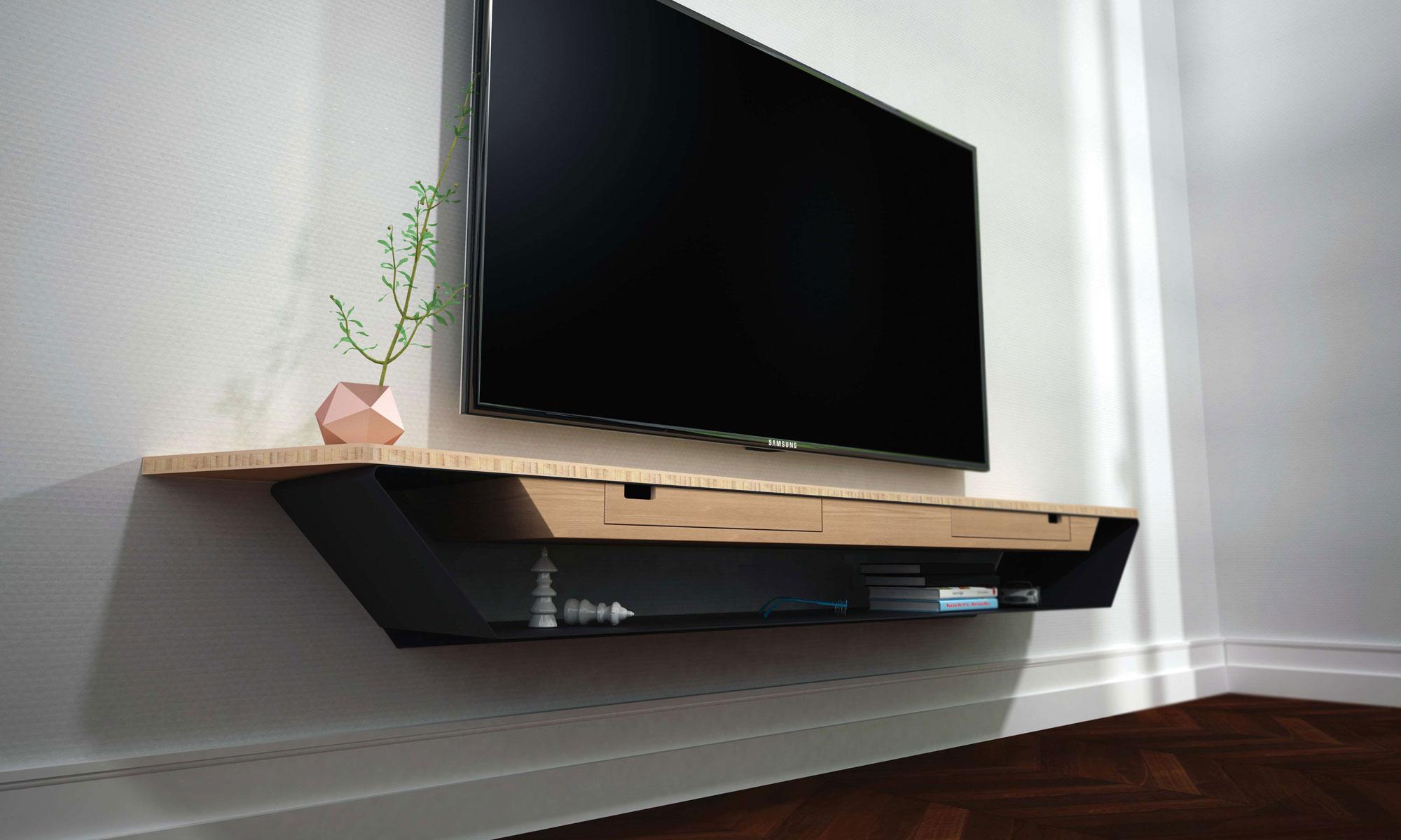 Meuble Tv Angle Suspendu meuble tv design suspendu meuble tv design suspendu larmo