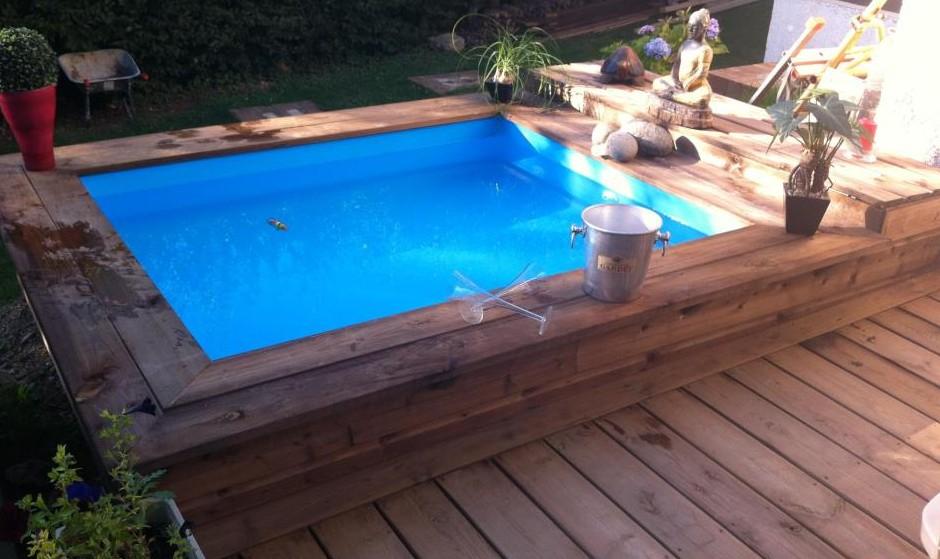 mini piscine en bois 3 – VERCORS PISCINE