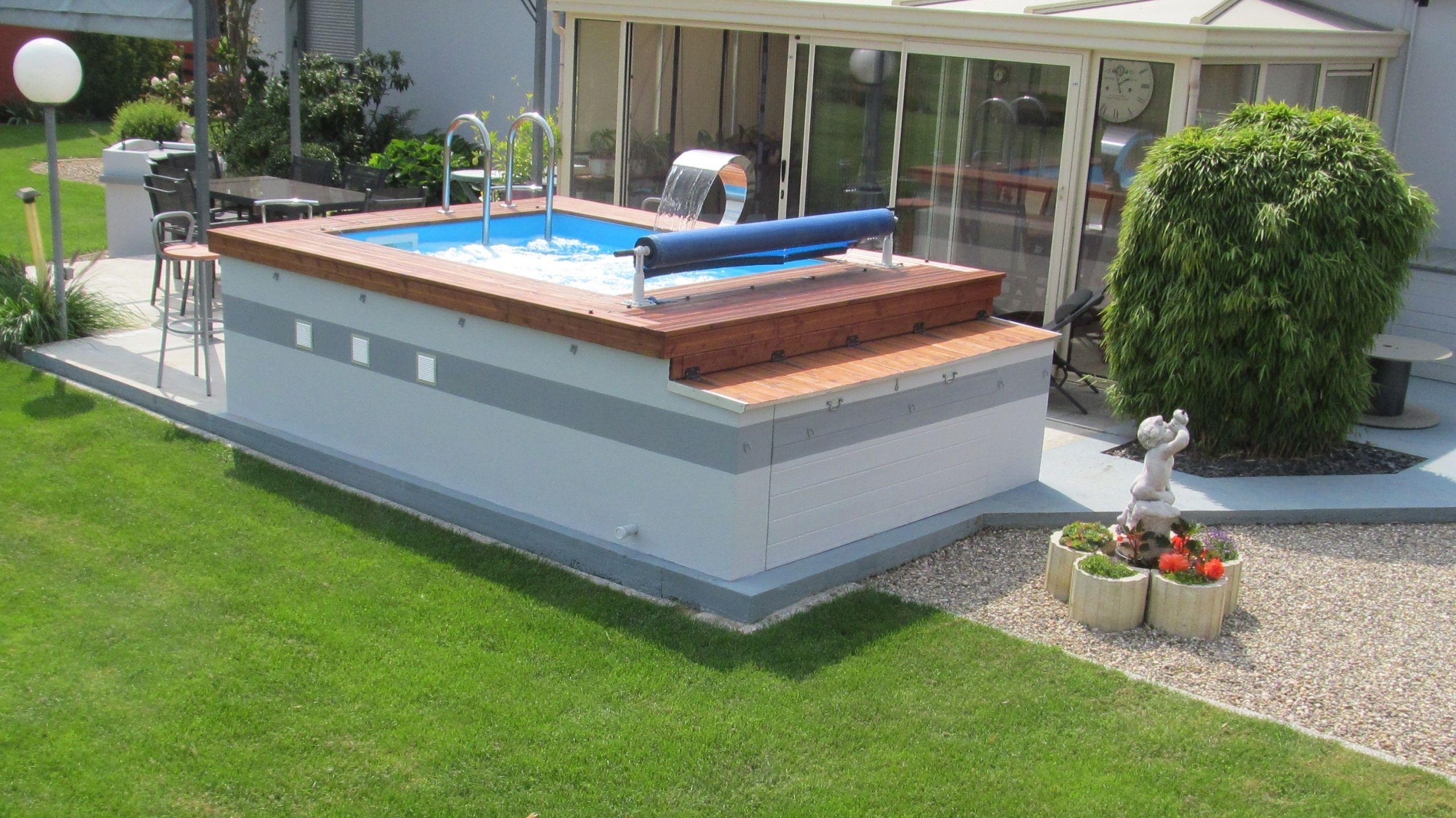 piscine xs hors sol