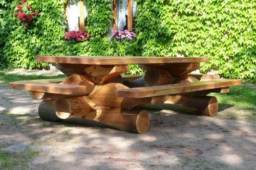 Mobilier de jardin extérieur Artisans Bois Morvan