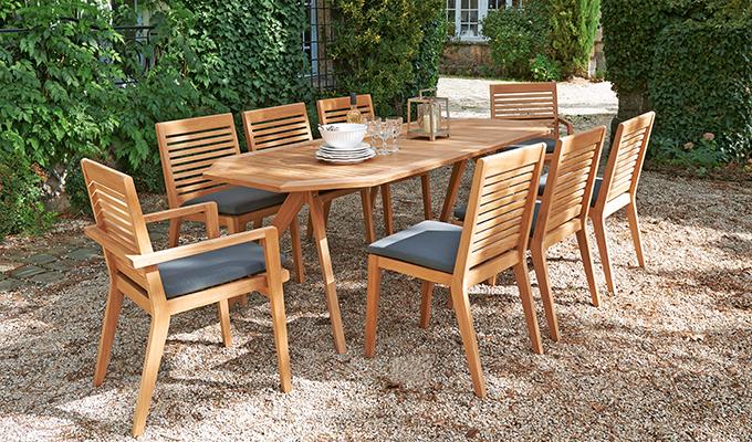 Quel entretien pour votre mobilier de jardin