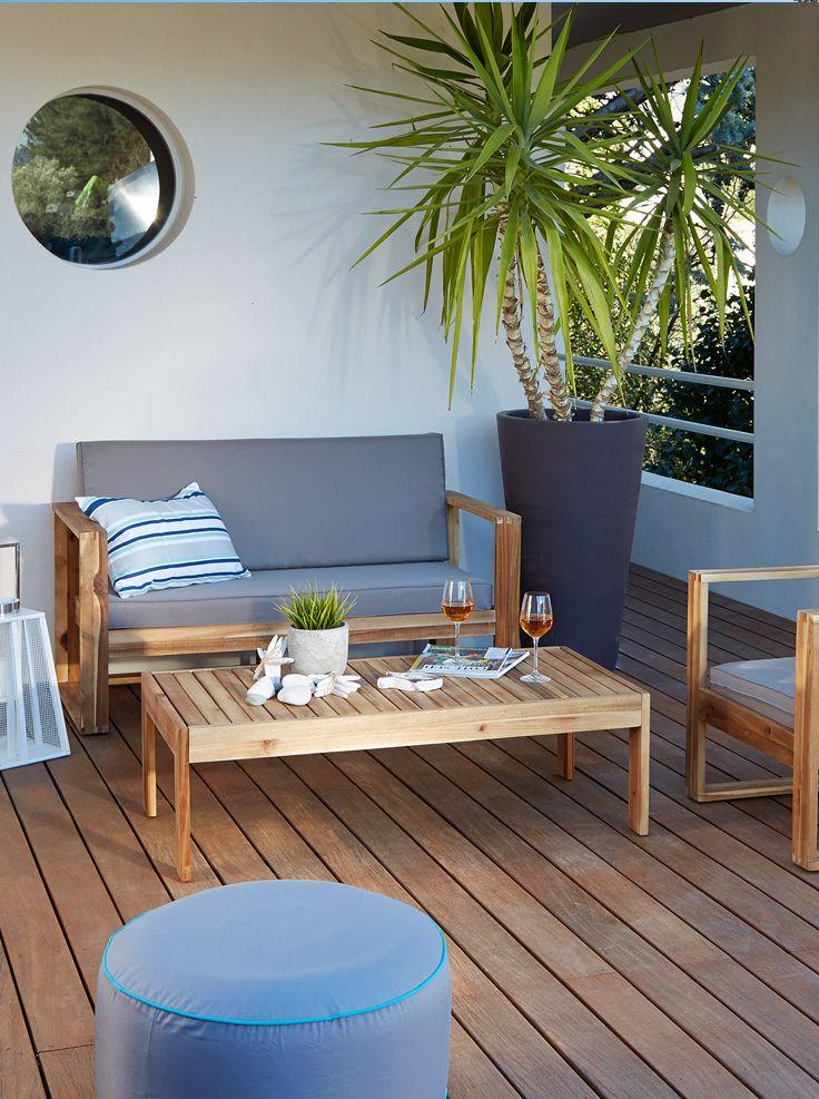 Salon de jardin Paname Terrasses Balcons