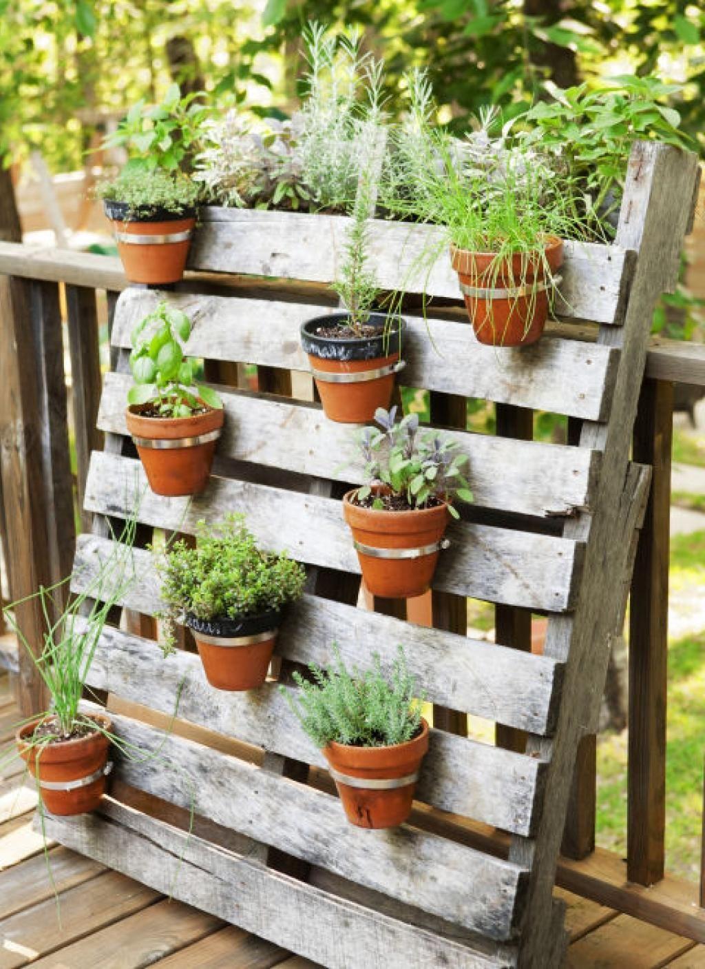 Fabriquer Meubles Jardin Avec Des Palettes Idees