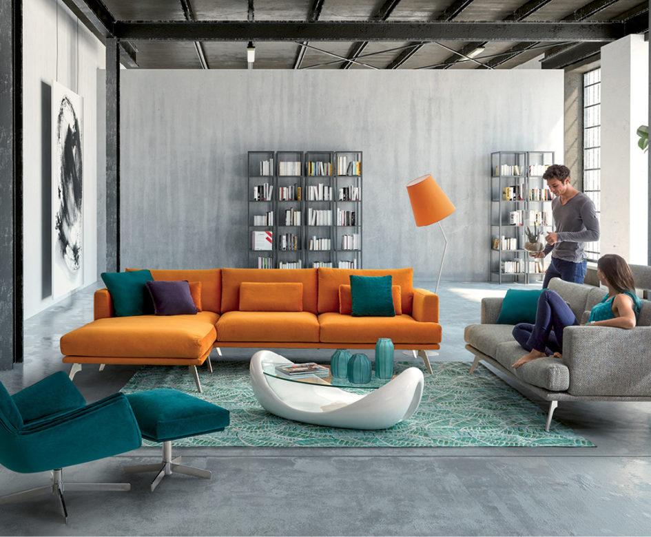 Canapé d angle 5 modèles pour un salon convivial