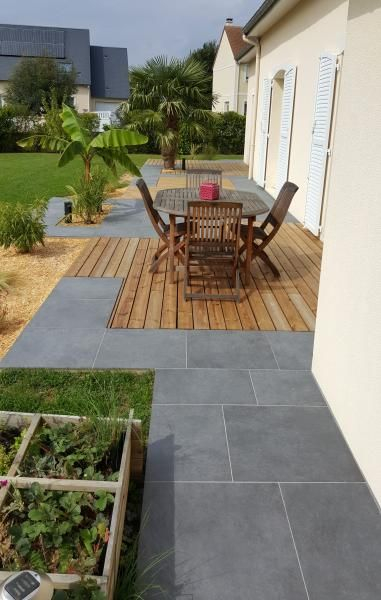 Conception terrasse Plekan Paysage
