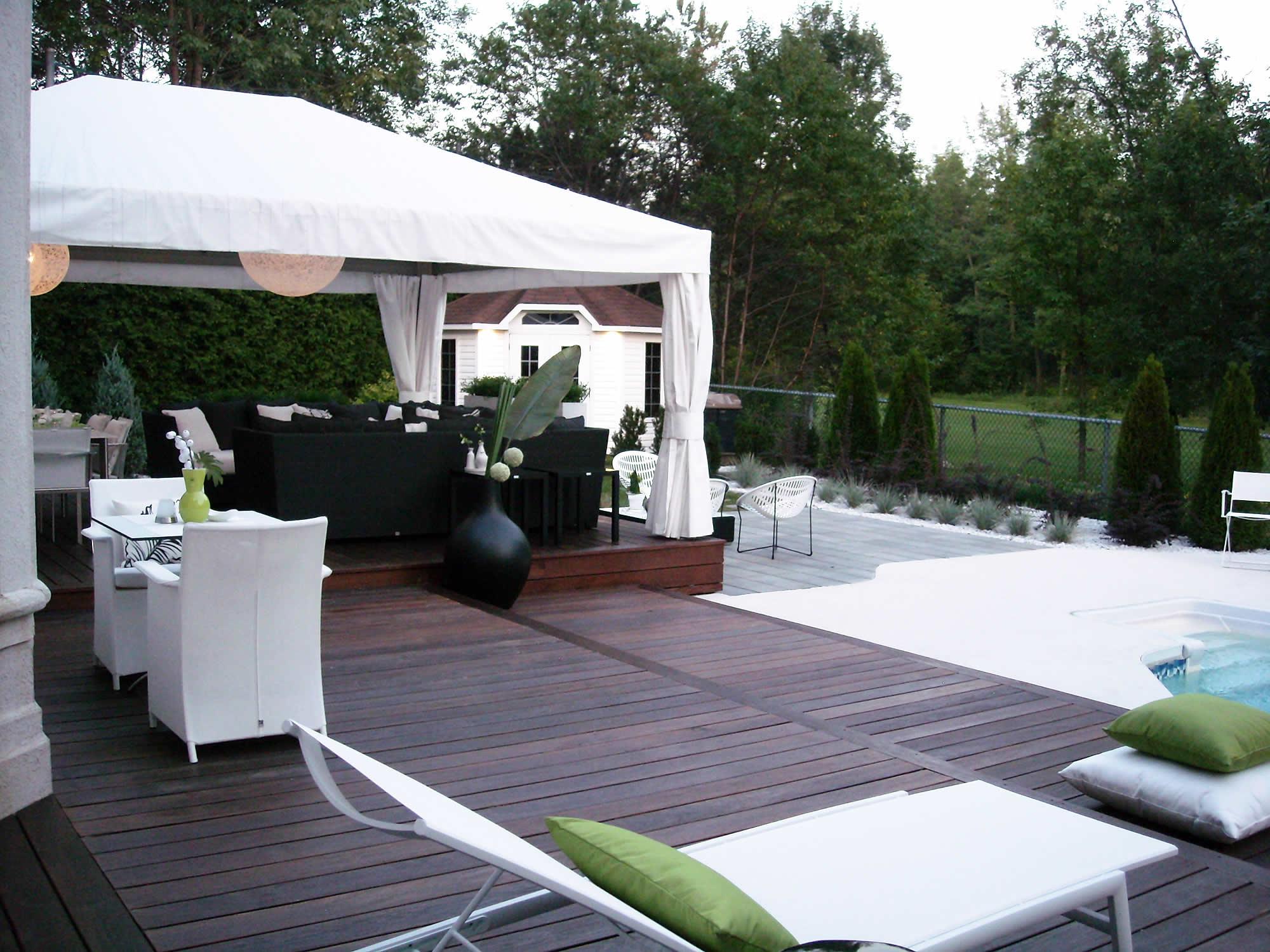 Modele De Terrasse Terrasse Moderne – Ma Terrasse