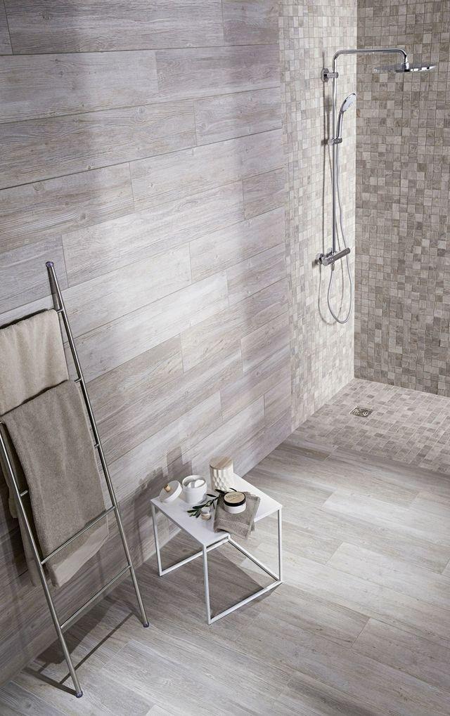 Carrelage salle de bain nos modèles préférés Côté Maison