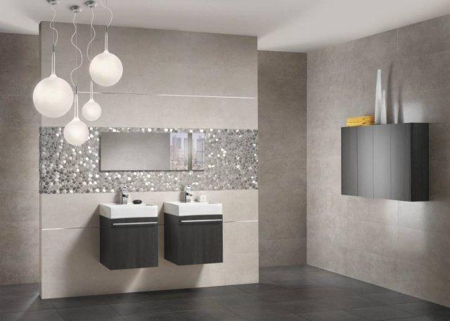 Modele carrelage salle de bain