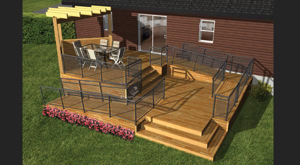 Plan terrasse bois – Ma Terrasse