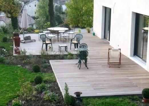 Modele Terrasse Exterieur Modele De Terrasse Bois Modale Terrasse Extacrieure En Idees Conception Jardin Idees Conception Jardin