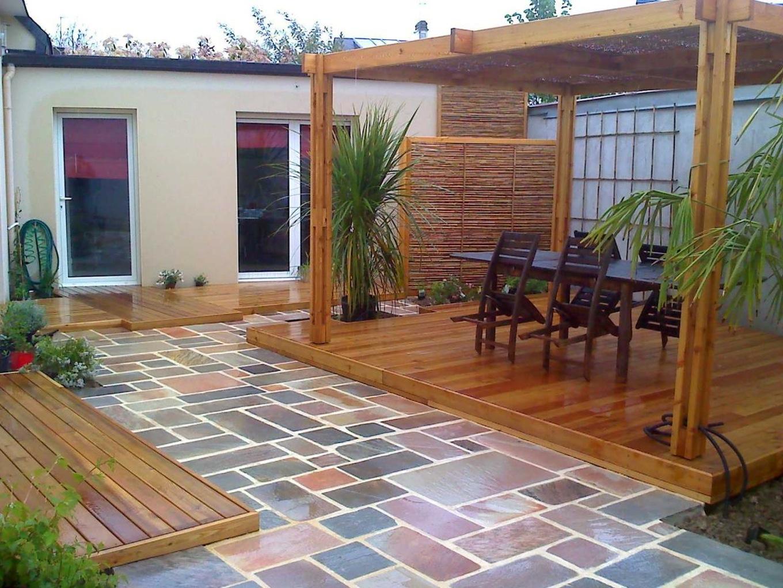 Modele Terrasse Exterieur Modele Entree Exterieure De Maison Bn53 Idees Conception Jardin Idees Conception Jardin