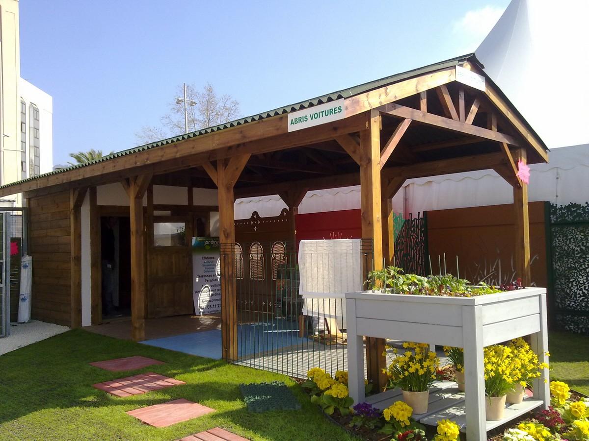 Montage d abri bois de jardin construction de chalet