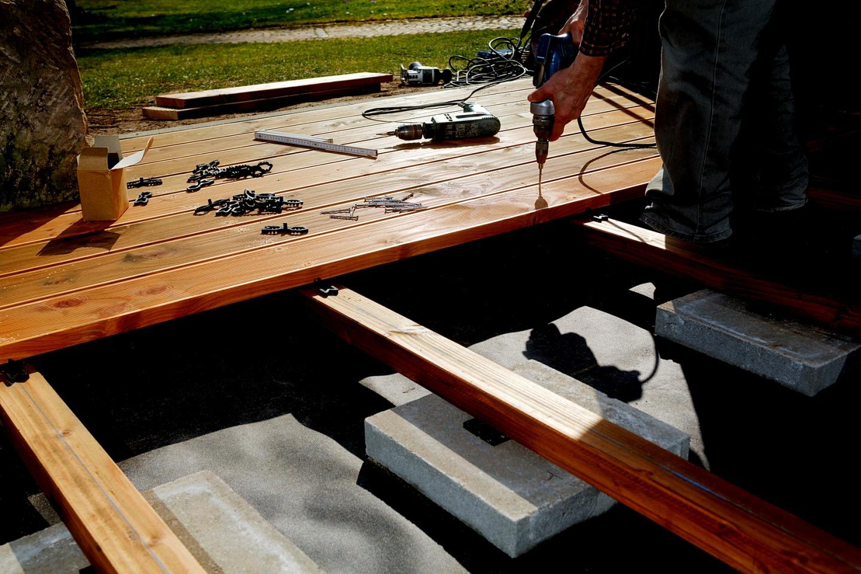 M Thode Pour Bien Construire Une Terrasse En Bois Derni Re