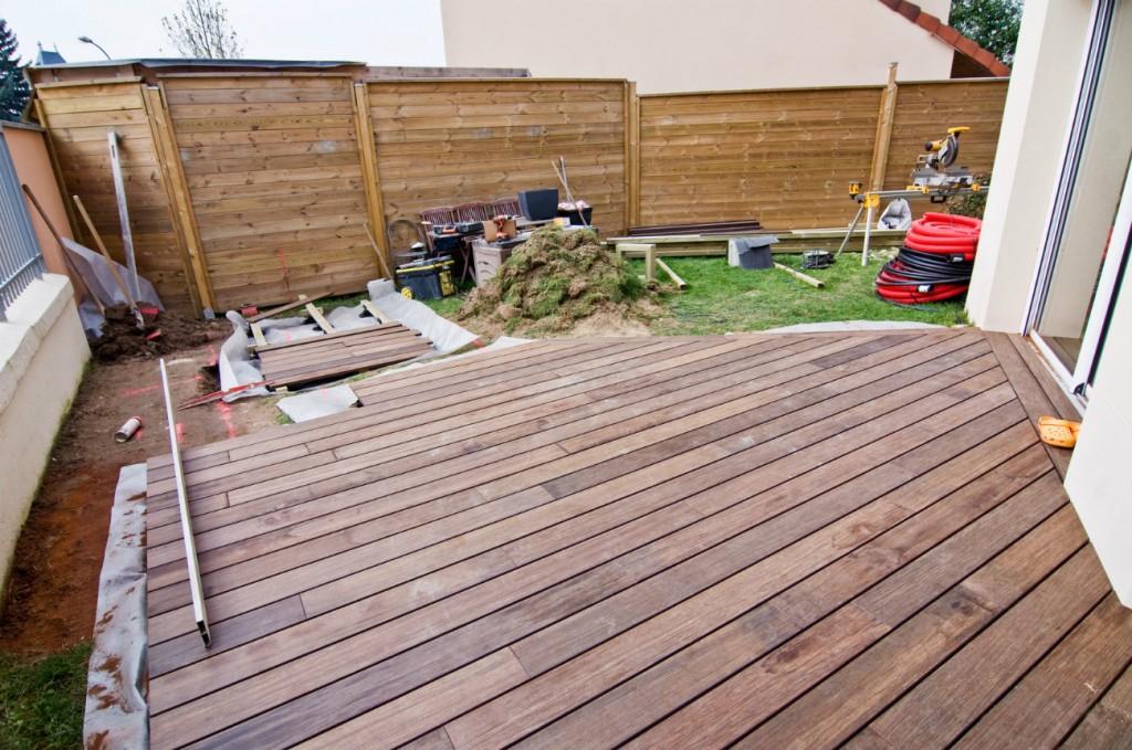 Monter Une Terrasse Bois
