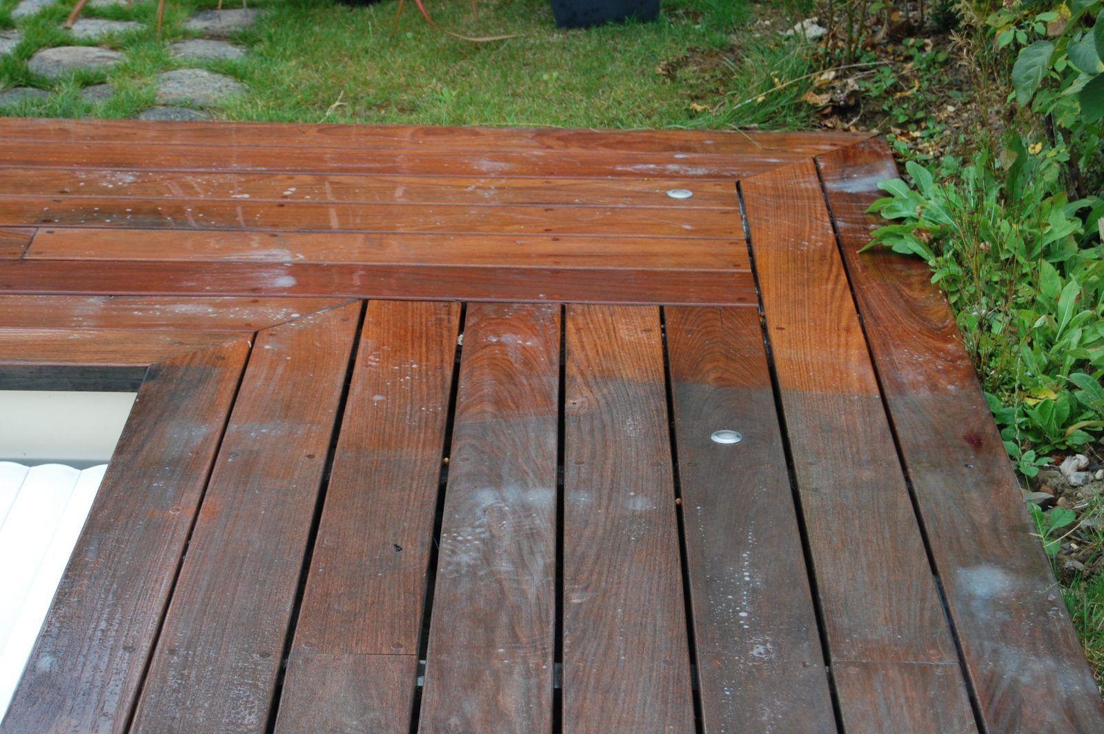 ment nettoyer et dégriser du bois d extérieur