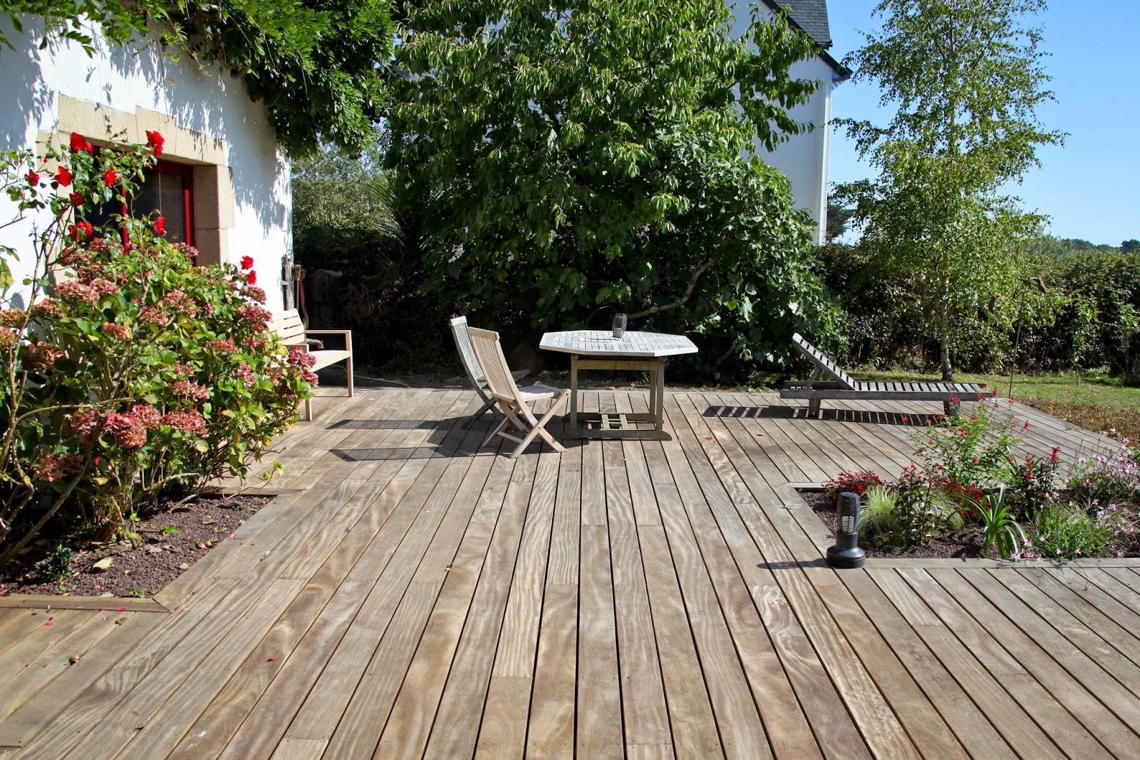 ment nettoyer et entretenir sa terrasse en bois