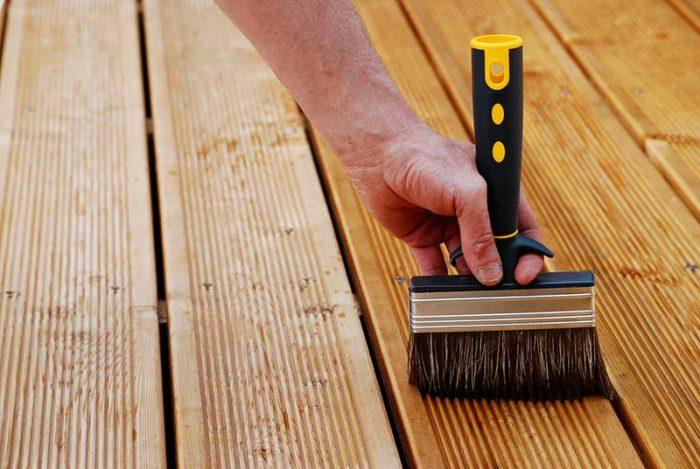 ment nettoyer une terrasse en bois Le Paysagiste